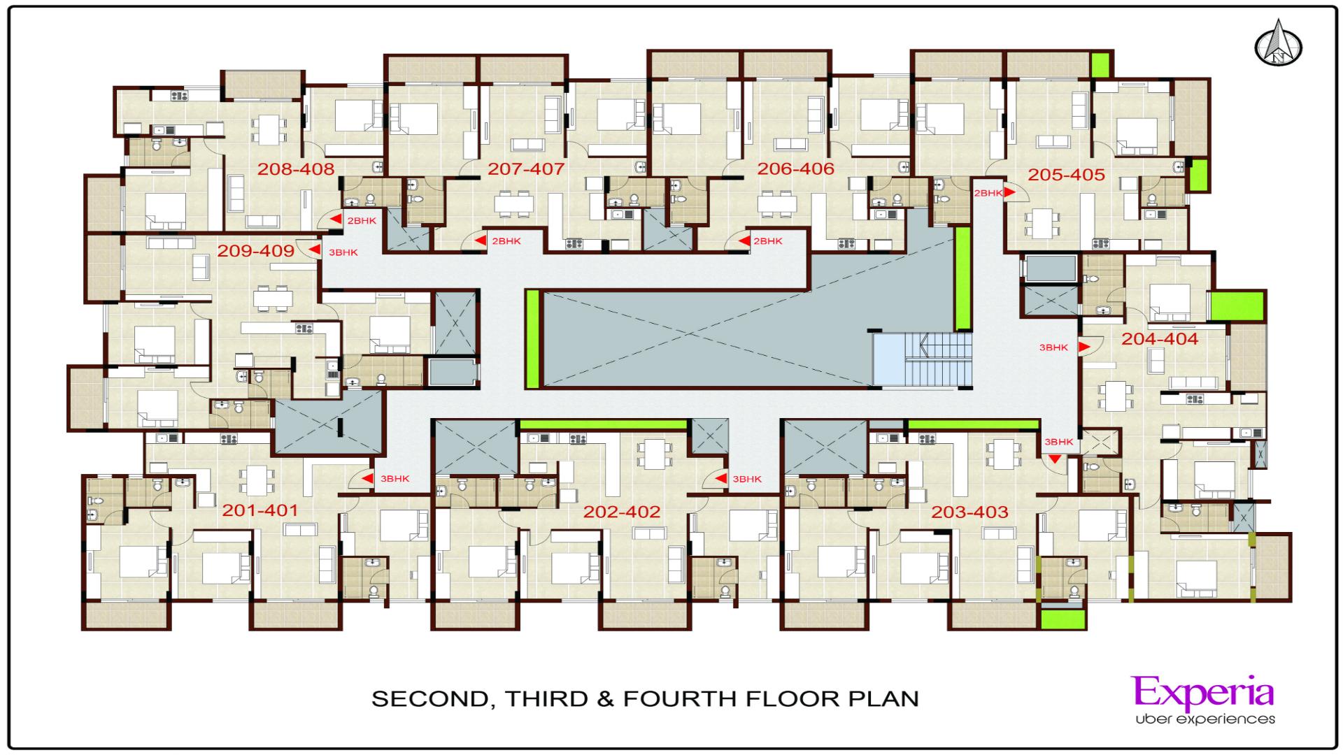 Jp Plan axis experia jp nagar 8th phase bengaluru ambara estates